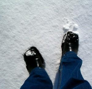 sneeuw schoenen
